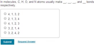 multiple choice answer